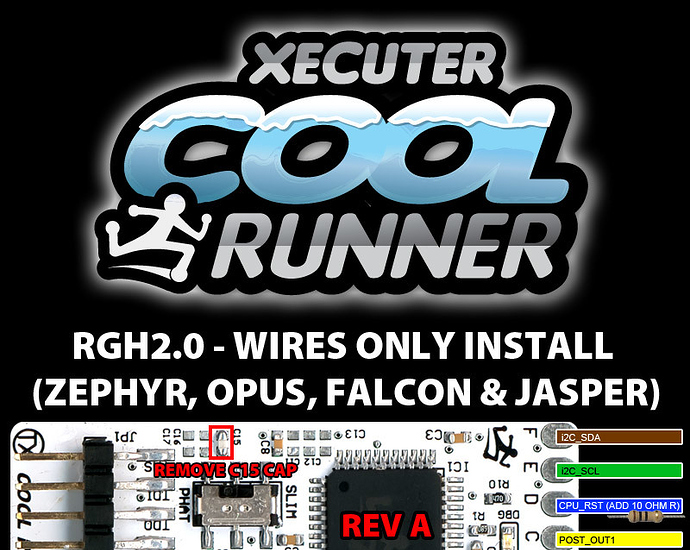 IZASAO : Team Xecuter Presents RGH 2 0 *NOW RELEASED* - JTAG
